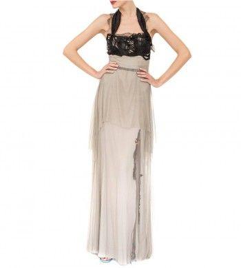 #tenuedesaf #silkdress #silkandlace