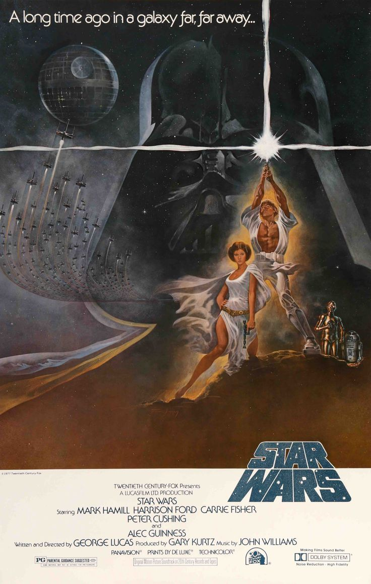 Star Wars (1977) Vintage αφίσες και Αφίσες