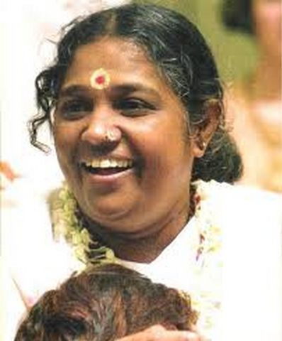 Happiness is also a decision. 'Whatever may happen, I will be happy always' make this resolve in life.  Have conviction and courage. - Amma (Message on Guru Purnima day, July 22, 2013) source: https://twitter.com/AmmaChimes/statuses/359193323031896064