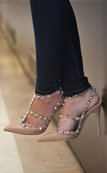 Valentino. Life would be better with these on my feet