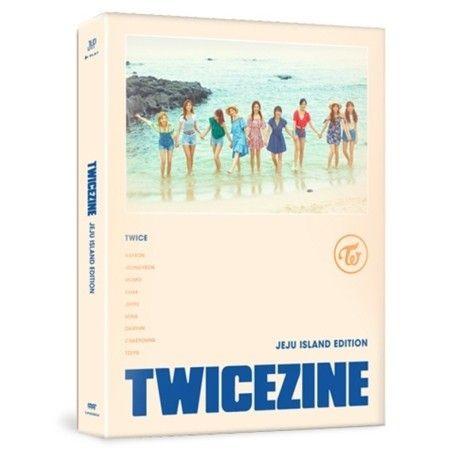 (予約販売)TWICE / (写真集) TWICEZINE : JEJU ISLAND EDITION(限定版) [TWICE] 韓国音楽専門ソウルライフレコード - Yahoo!ショッピング - Tポイントが貯まる!使える!ネット通販