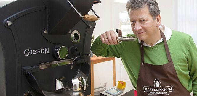 KAFFEERÖSTEREI - Kaffeerösterei, Espresso Kaffee, Spezialitäten Rösterei, KAFFEEMANUM - Privatrösterei -- HandMade coffee, deliciously roasted!