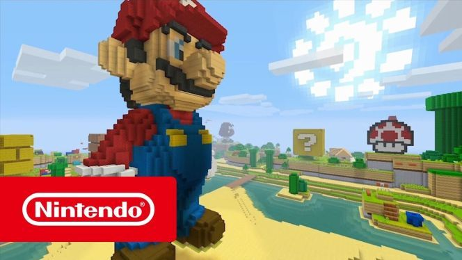 The cross-game of Minecraft arrives at Nintendo Switch in 2018 https://plus.google.com/102121306161862674773/posts/JFCRLqxhyGi