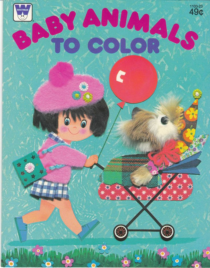 343 best Color Me images on Pinterest | Crayons, Vintage coloring ...
