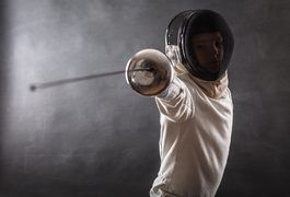 Fencing is a sport requiring hand-eye coordination, explosiveness, and pinpoint accuracy. Whatever type of blade you use, you must be faster and more accurate than your opponent. This requires strength, speed and timing, as well as skill. To improve on many of these aspects, a routine based around explosive training can help you lunge faster and...