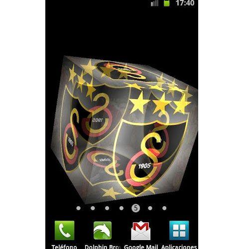 3D Galatasaray Live Wallpaper indir - Android Uygulamaları - 3D