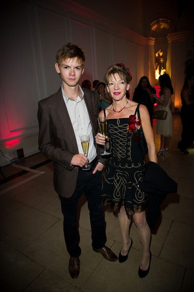Thomas Brodie-Sangster Photos Photos - Thomas Brodie-Sangster and Tasha Bertram attends the English National Ballet's summer party at The Orangery on June 29, 2011 in London, England. - The English National Ballet Summer Party
