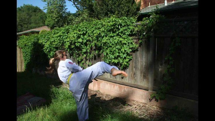 Stella's Karate Project 2