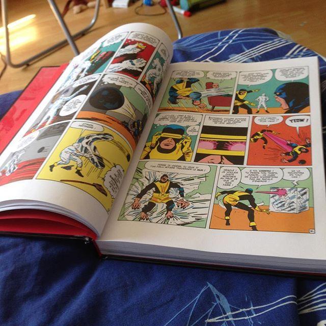 Comme un retour aux sources.  #Xmen #comicsbook #comics #wolverine #marvel