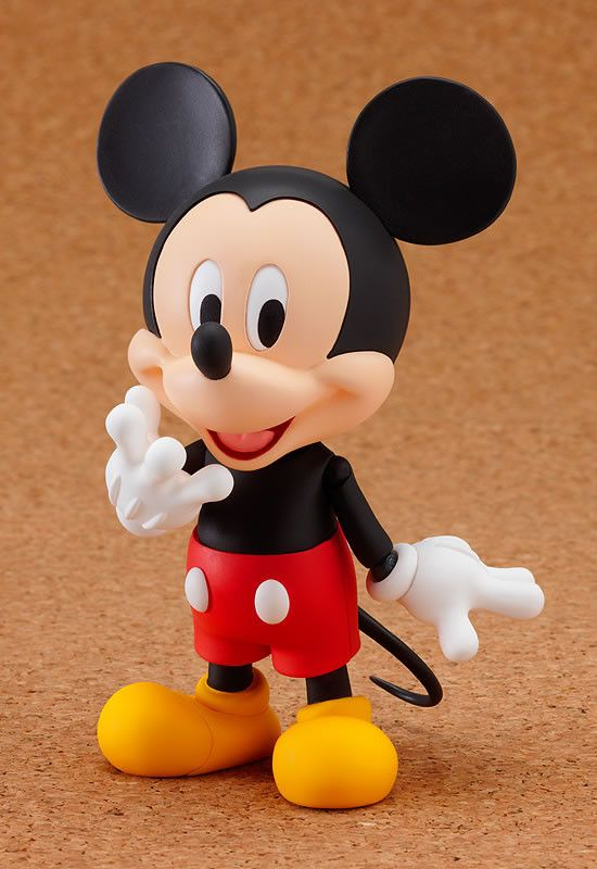 Nendoroid.org - Mickey Mouse (Mickey Mouse)