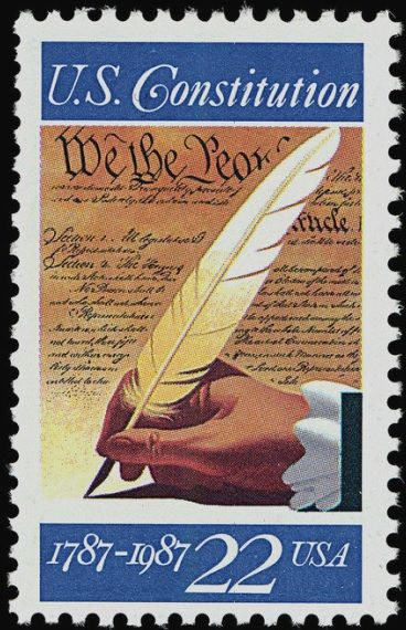 July 26, 1788: New York became the 11th state to ratify the U.S. Constitution. Votes were 30 for, 27 against.