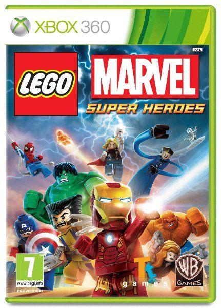 LEGO Marvel Super Heroes (Xbox 360):Amazon.co.uk:PC & Video Games