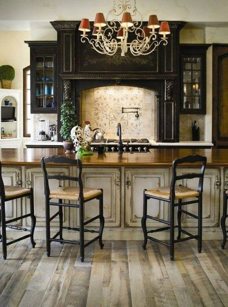 Eclectic old world decorating eclectic old world kitchen for Old world style kitchen