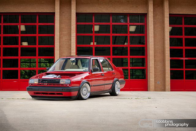 Mk2 VW Jetta VR6! ONE DAY!!!