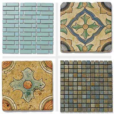 Here are a few of our favorite fireplace tile designs, which are sure to create an eye-catching centerpiece in any environment.   Photo: John Lawton   thisoldhouse.com