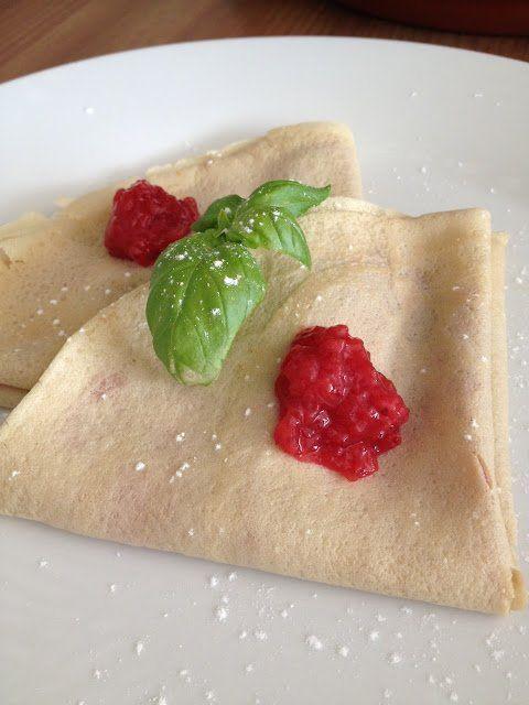 QUINOA PALACSINTA – Crêpes à la farine de quinoa | Chez Sandra