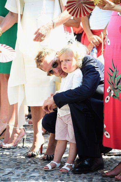Fürstin Charlène + Fürst Albert: Währenddessen bessert sich Sashas Laune nicht.