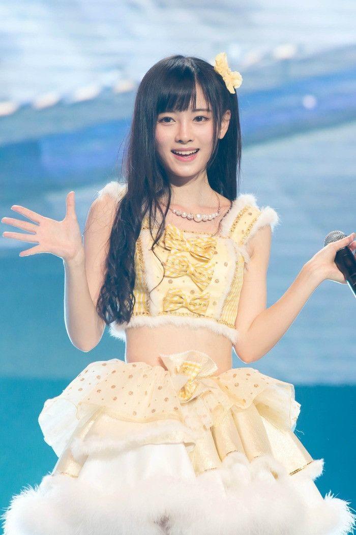 中国のアイドル、キクちゃん(鞠婧禕)が4000年に一度のかわいさだとネットでお祭りに!!