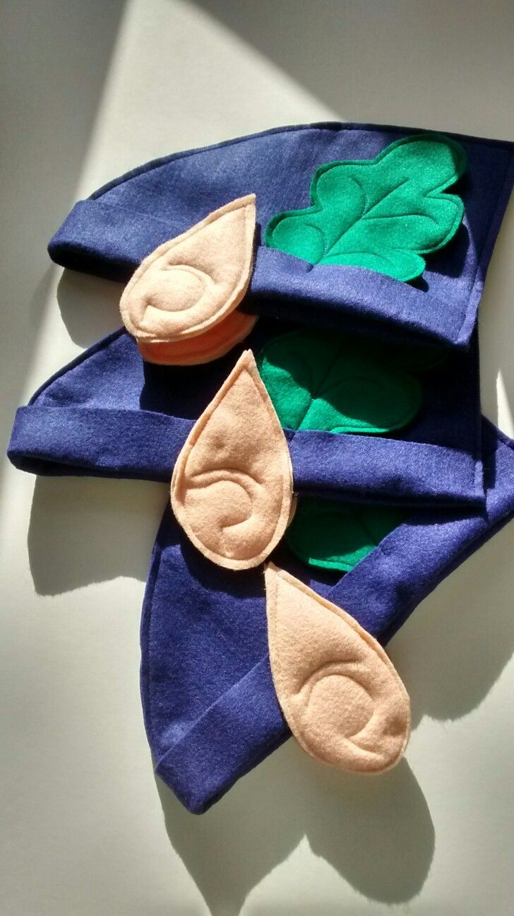 A beautiful Autumn day for sewing Elf ears onto pixie hats. Or pixie ears onto elf hats! Ben Elf we salute you.
