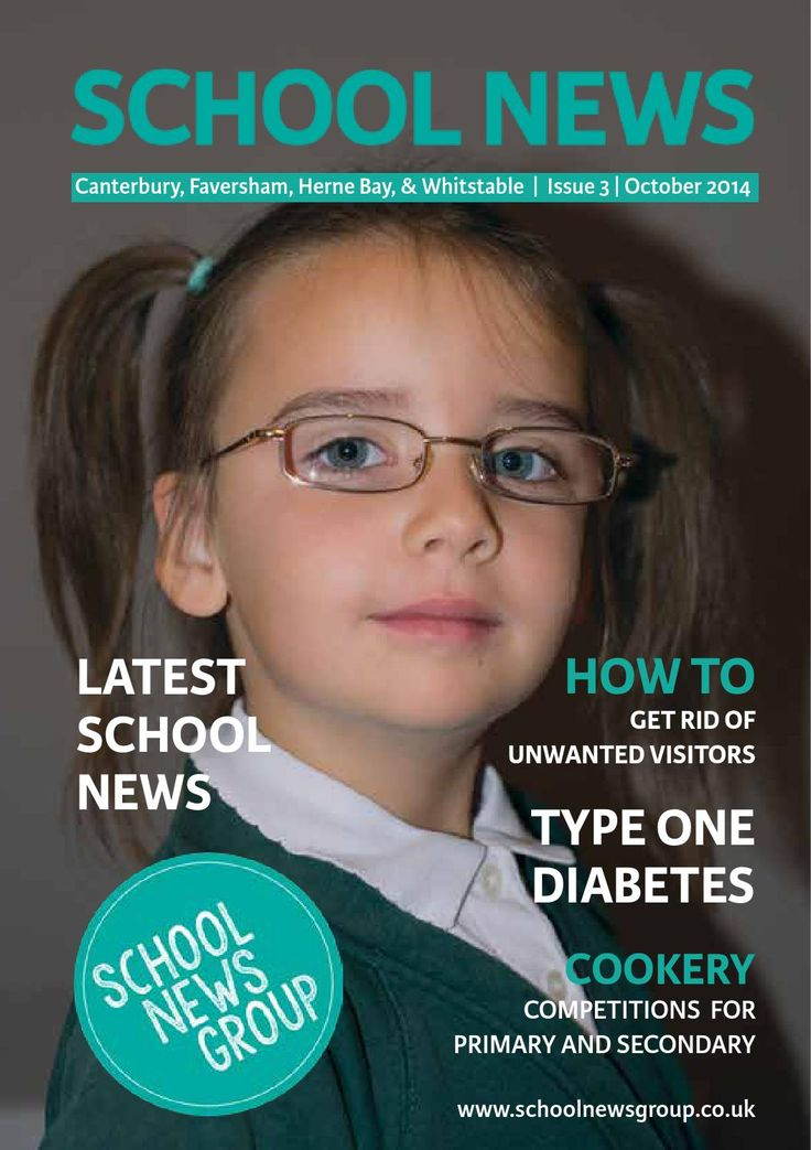 Canterbury School News October 2014  Good News stories covering Canterbury Whitstable Herne Bay and Faversham