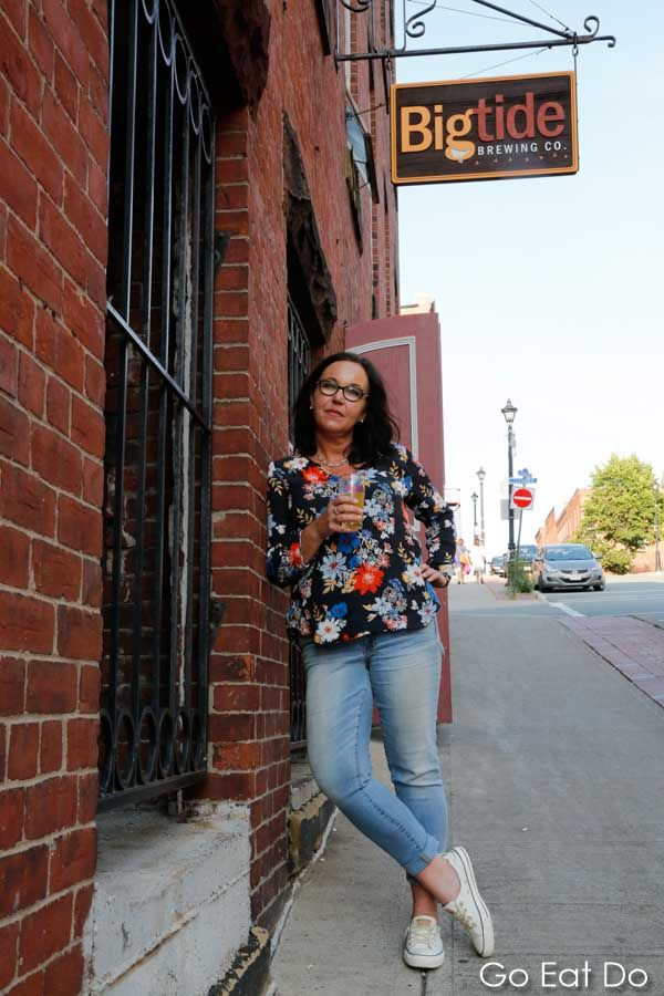 Wendy Papadopoulos: New Brunswick's Female Brewmaster   GO EAT DO blog