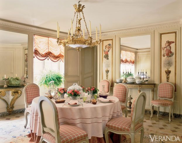 17 best images about skirted dining tables on pinterest aubusson rugs cloths and tablecloths - Veranda dining rooms ...
