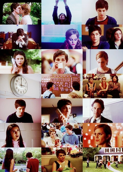 The Perks of Being a Wallflower Movie.