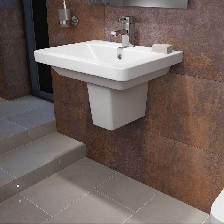 ... Pedestal Basins on Pinterest Bathroom Basin, Pedestal Basin and
