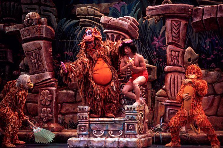 theatrical jungle book costumes - Google Search