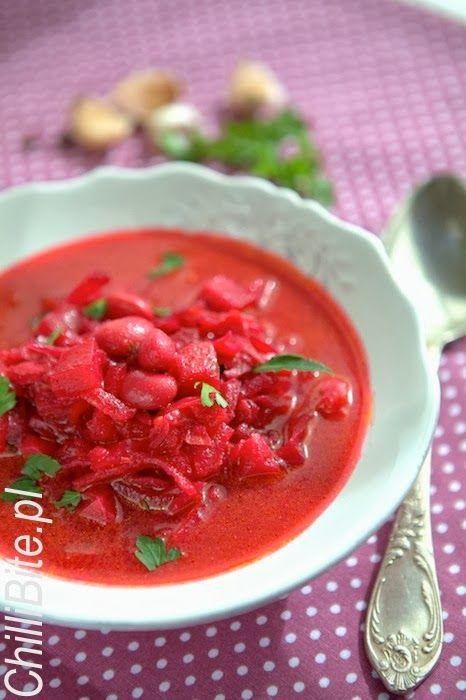 barszcz kuchnia polska zupa
