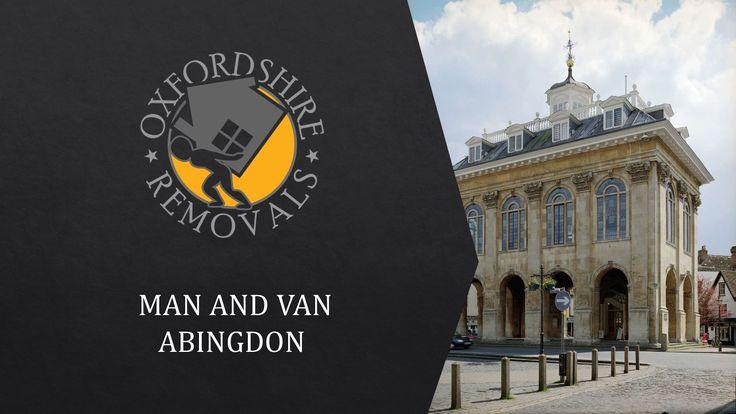 Man and Van Abingdon