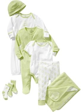 Baby: Layette Sets   Old Navy