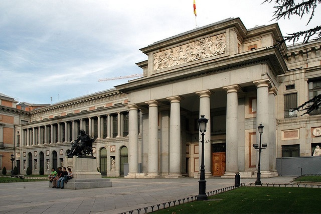 Museo del Prado, Madrid - one of the world's greatest art collections