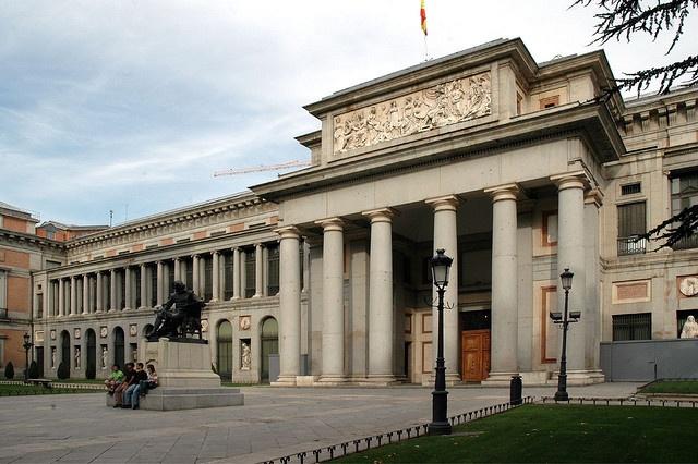 Museo del Prado, Madrid - includes Velázquez, Goya, El Greco, Rubens, Zurbarán, Ribera, Murillo, Bosch, Titian and Rembrandt