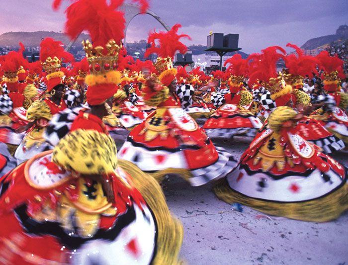 Brazil people dancing culture.