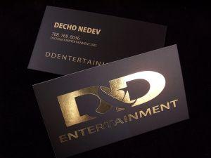 tarjetas de presentación elegantes, profesionales, ejecutivas en Ecuador 345435