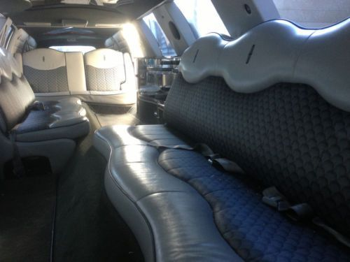 1997 LINCOLN TOWN CAR SUPER STRETCH LIMOUSINE - DUAL AXLE LIMO, US $ 6,000.00, изображение 8