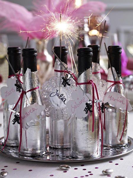 Mit diesen originellen Tipps der Redaktion, wird Ihre Silvesterparty zu einem unvergesslichen Abend für Familie und Freunde.
