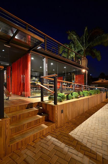 Modern houses tokiomaki shipping container restaurant beautiful homes and vacation spots - Most beautiful shipping container guest house ...