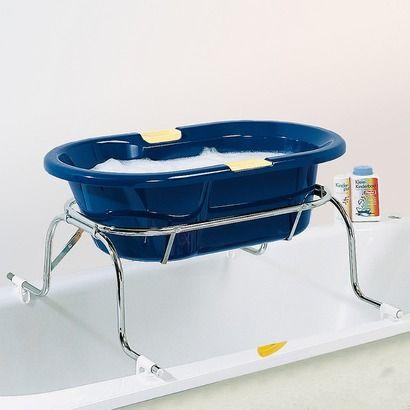 les 25 meilleures id es de la cat gorie baignoire b b. Black Bedroom Furniture Sets. Home Design Ideas