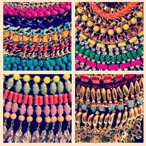#necklace #colors #fashion #fashionismycardio