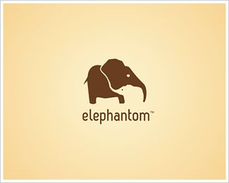#elephantom #elephant #logo