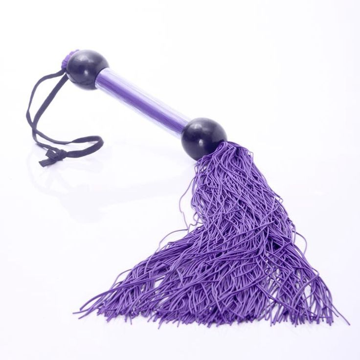 """This is a fabulous item at a very reasonable price. We love it, and boy oh boy does it sting! Since this item is made entirely of vinyl and rubber, it is very easy to keep clean. If you are looking for an affordable rubber flogger and a nice addition to your """"bag of tricks"""", then this is a must have for you! Available at www.differentstrokes.co.za in various colours for R390."""