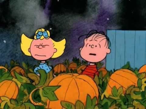 3 Es la gran calabaza Charlie Brown - YouTube