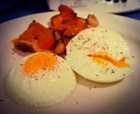 Paleomix: Poached Eggs