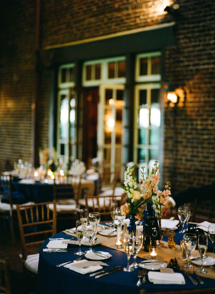 Rustic + Handmade Country Club Wedding