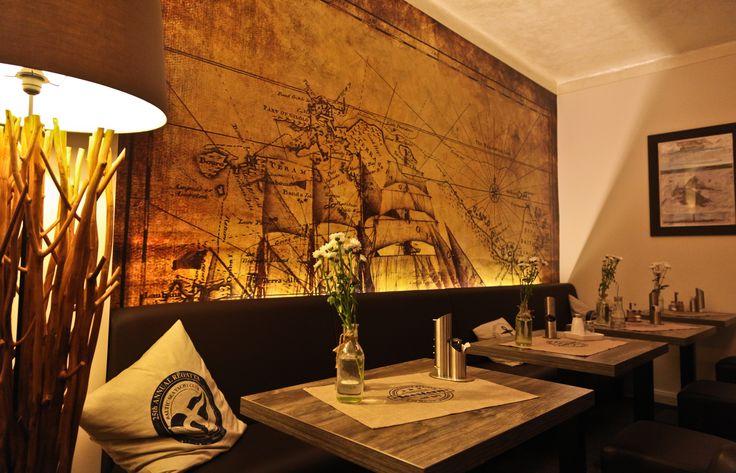 Im Restaurant im Hotel Seestern servieren wir Ihnen täglich maritime Gerichte und Spezialitäten der deutschen und regionalen Küche.