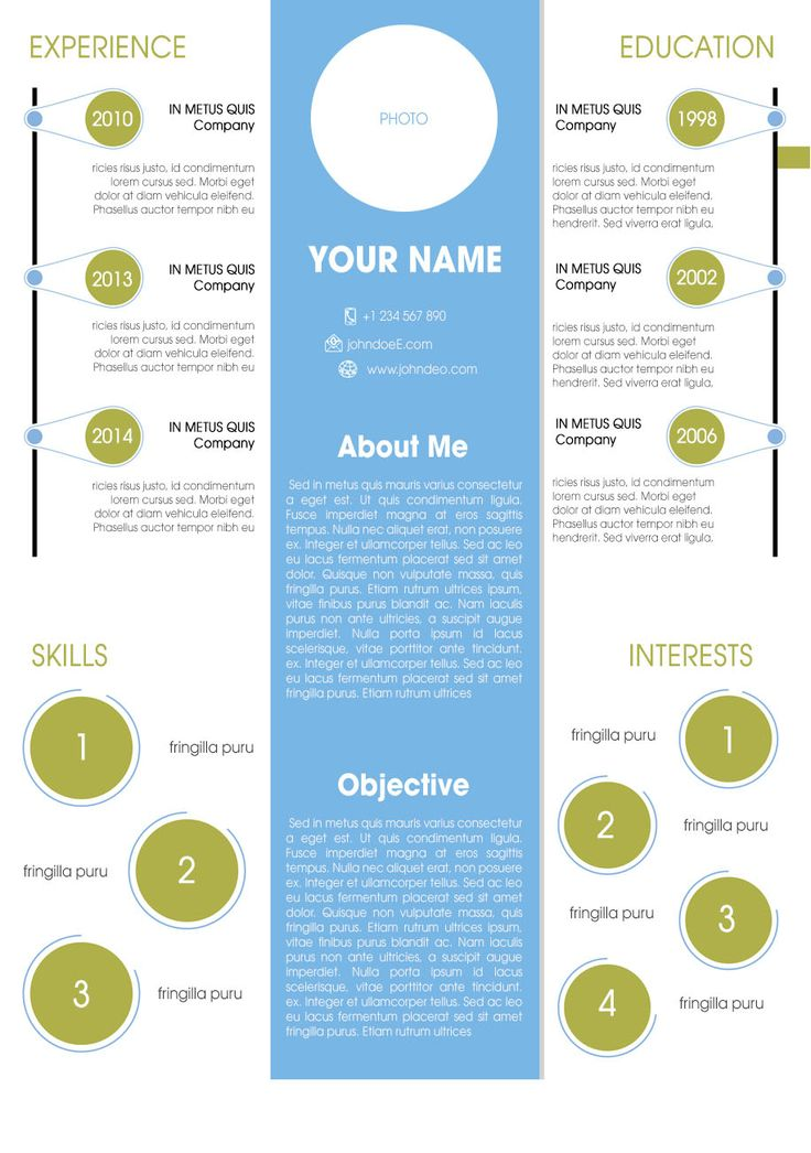 19 best Graphic Designs images on Pinterest Cv template, Design - graphic design resume