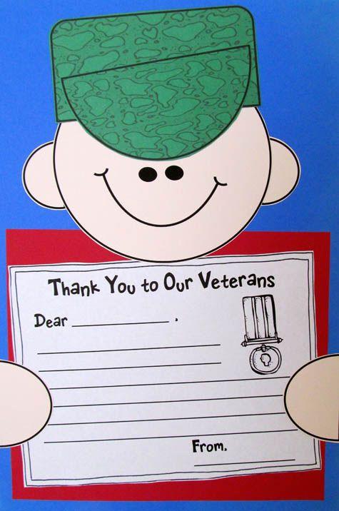 Veterans Day Kids Activities