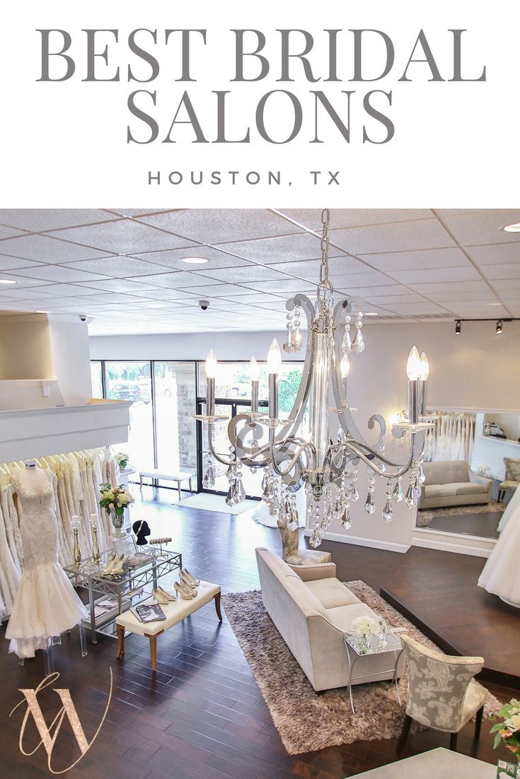 Looking For A Wedding Gown Visit The Best Bridal Salon In Houston